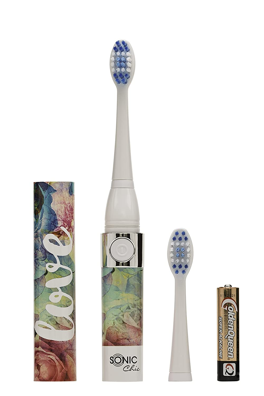 Sonic Chic urbano amor cepillo de dientes: Amazon.es: Salud y cuidado personal