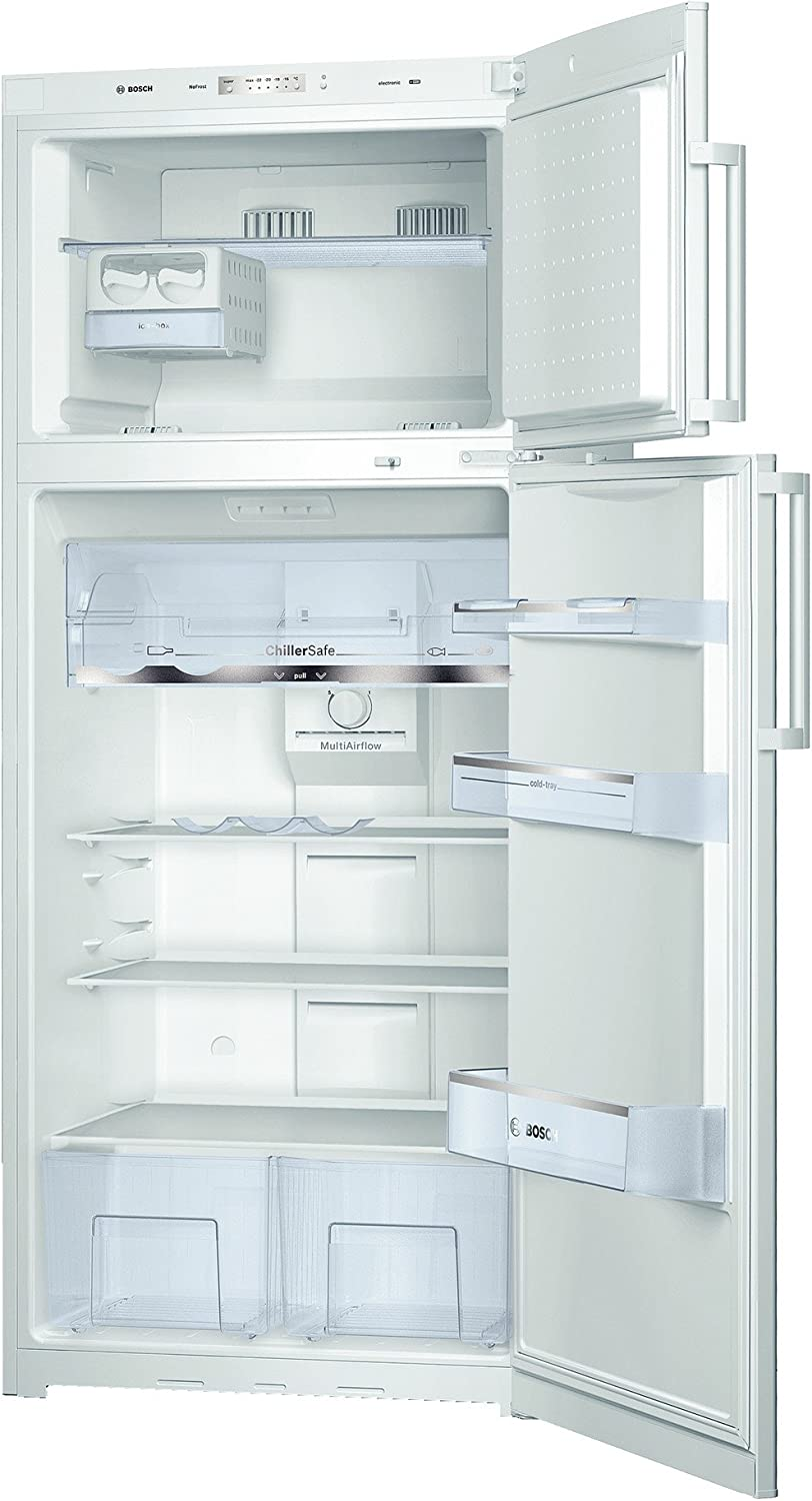 Bosch KDN36X10 Independiente 333L Blanco nevera y congelador ...