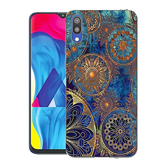 Amazon.com: Samsung Galaxy M10 Case, CaseExpert Pattern Soft ...