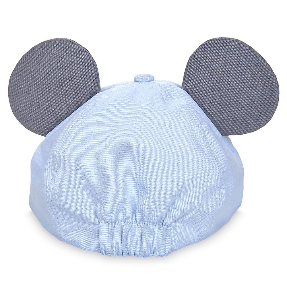 80aff9637 Amazon.com: Disney Mickey Mouse Swim Hat for Baby Size 0-6 MO Blue: Baby