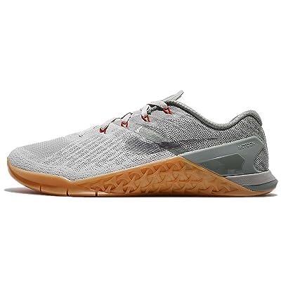 Nike Metcon 3 Dark Stucco/Metallic Silver/Pale Grey Men's Cross Training Shoes