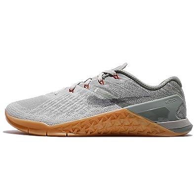 Nike Metcon 3 Gris Dark Estuco  Plata Metalizado  Gris 3 Claro 5ba8f8