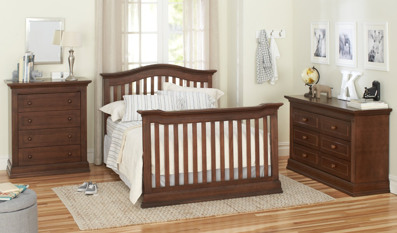 Baby Cache Montana Collection Crib Conversion Kit, Brown Sugar by Baby Cache (Image #6)