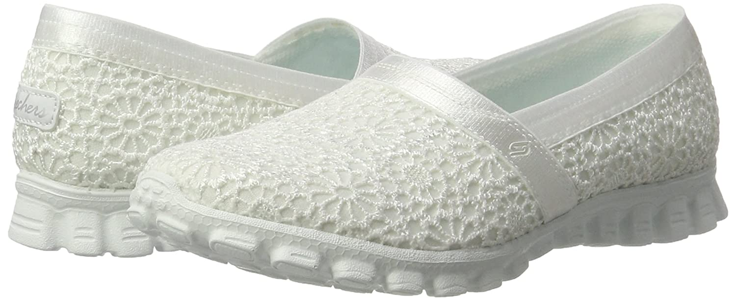 Skechers Slipper Damen Ez Flex 2-Make Believe Slipper Skechers Weiß (Wht) ad9f1a