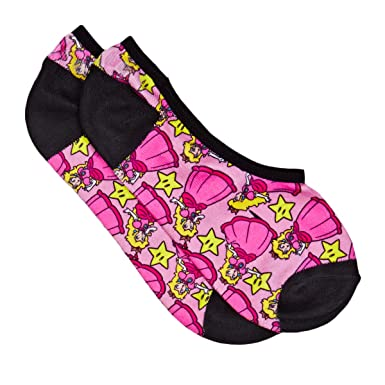 c6da0639b90e04 Amazon.com  Vans Off The Wall Nitendo Canoodle Ankle Socks