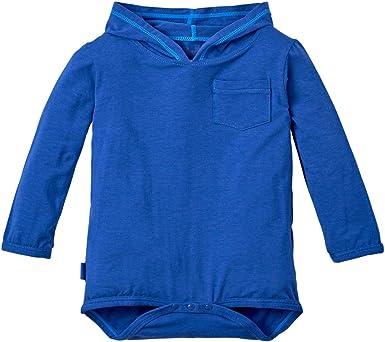 Sun Smarties Cotton Girls Long Sleeve Hoodie Shirt Swim or Beach Cover-Up UPF50+