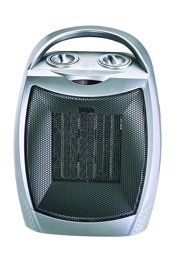 750W/1000W ETL Listed Quiet Ceramic Space Heater with Adjustable Thermostat  sc 1 st  Pandaneo & Best tent heater for camping: Have a warm 2017 camping experience ...