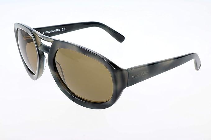 Dsquared D Squared, Gafas de sol para Hombre, Gris (Grey ...