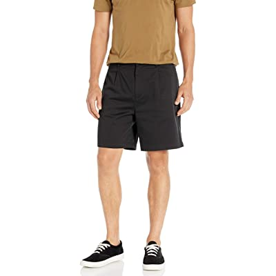 A|X Armani Exchange Men's Stretch Cotton Satin Bermuda Short: Clothing