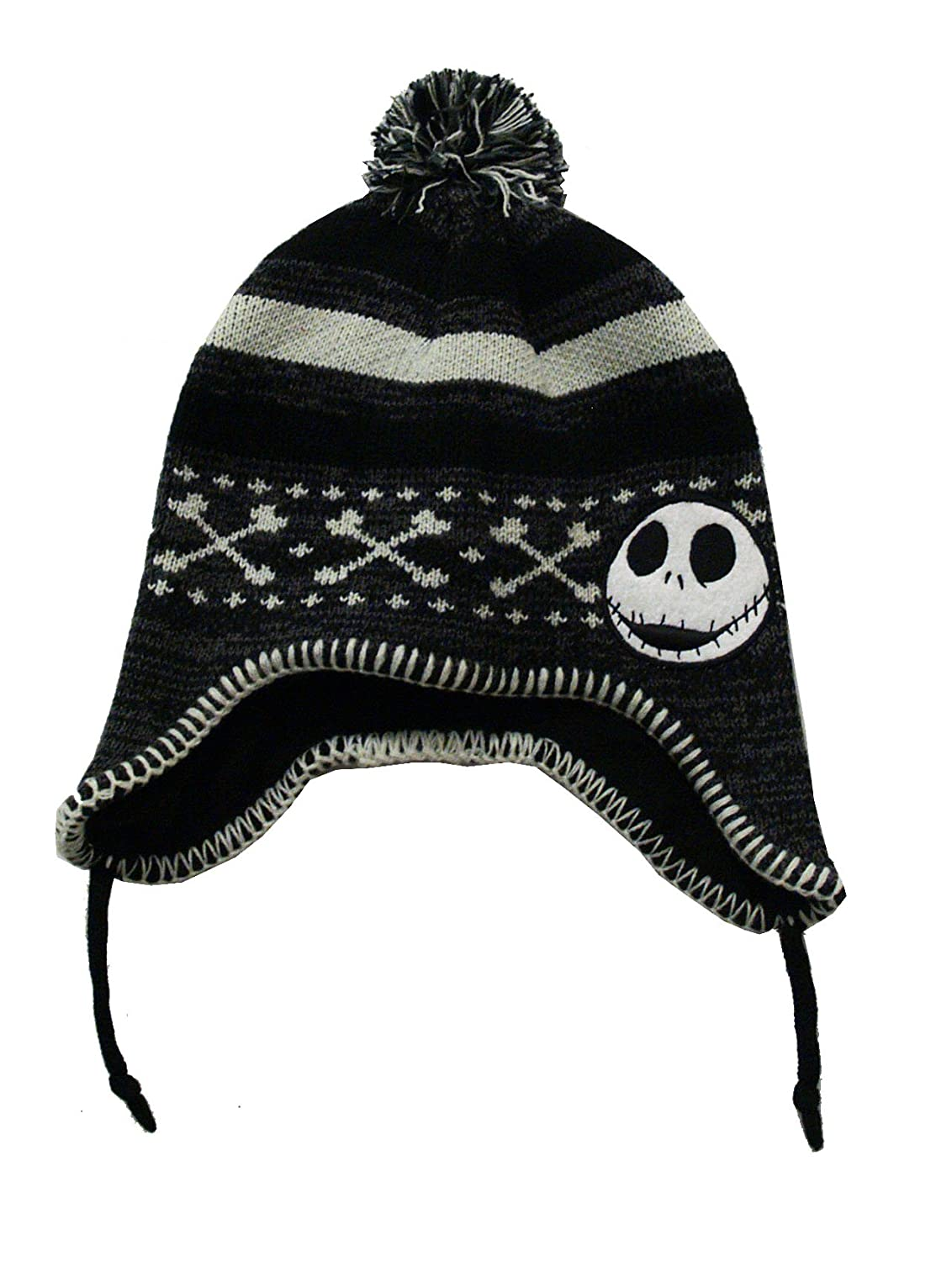 Nightmare Before Christmas Jack Skellington Beanie Hat at Amazon ...