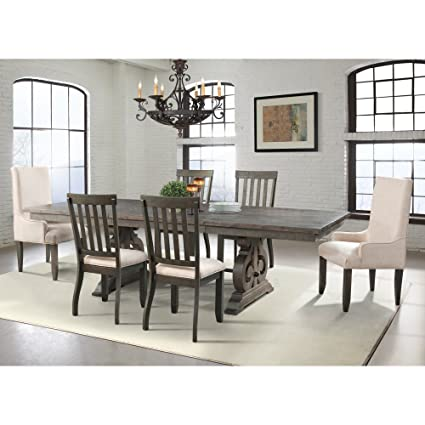 Amazon.com - Picket House Stanford 7 Piece Dining Table Set - Table ...