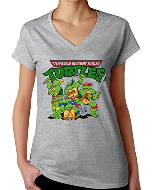 MaikesTic The Turtles Teenage Mutant Ninja Funny Logo ...