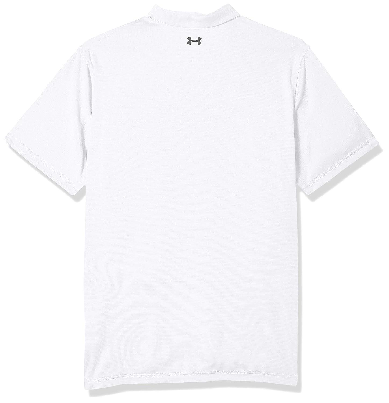Under Armour Mens Tech Polo Short SleeveT-Shirt