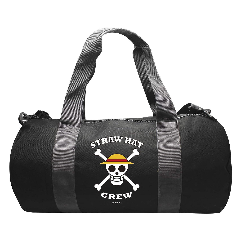 Sac de Sport Skull One Piece Grey//Black ABYstyle