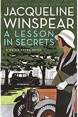 A Lesson in Secrets: A Maisie Dobbs Novel (Maisie Dobbs Mysteries Series Book 8) Kindle Edition