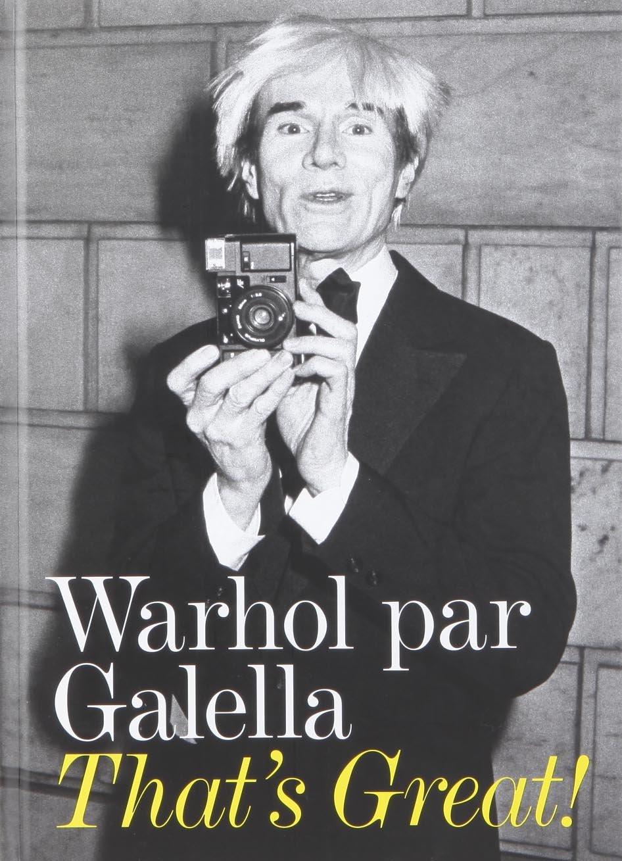 ThatS Great! Warhol par Galella, Édition Limitee: Amazon.es ...