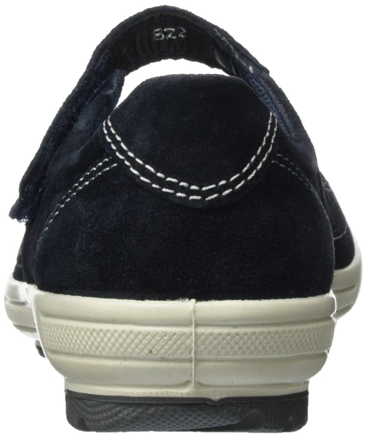 Legero Tanaro, Damen Blau Geschlossene Ballerinas, Blau Damen (Pacific 80) 003245