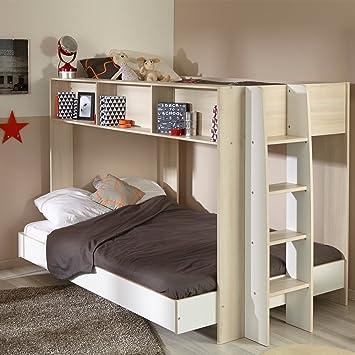 Parisot Team Bunk Bed Amazon Co Uk Kitchen Home