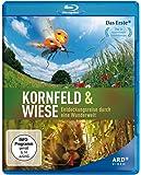 Kornfeld und Wiese - Entdeckungsreise durch eine Wunderwelt (Blu-Ray)