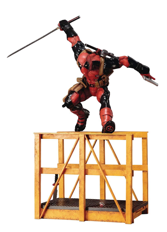 ArtFX Statue MK294 Super Deadpool 2nd Edition Kotobukiya Marvel Now