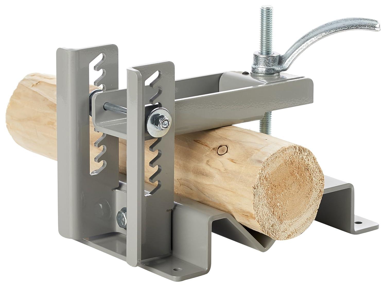 Lumberjack Tools LL1545 Lock Log Holder, Grey