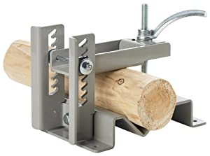 Lumberjack Tools LL1545 Lock Log Holder, Grey