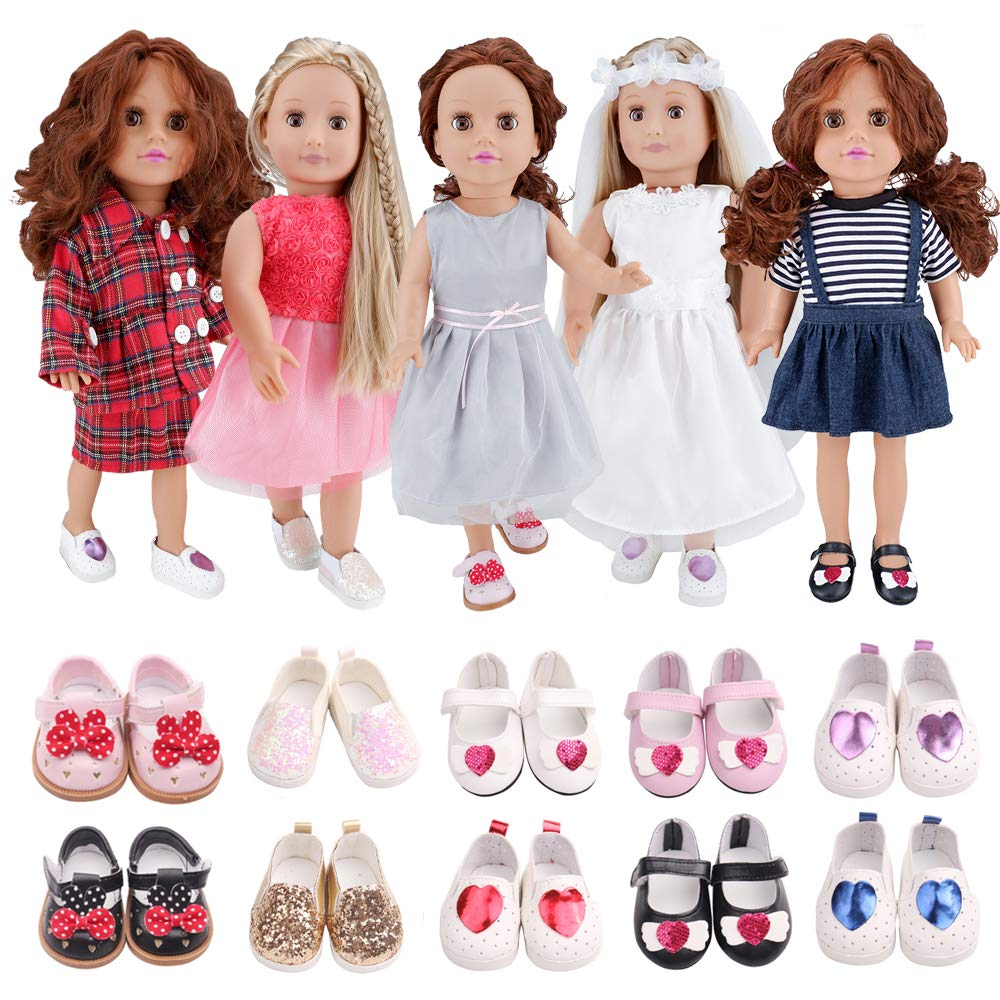 nice clothing for dolls