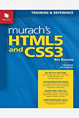 Murach's HTML5 and CSS3, 4th Edition Paperback