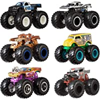 Hot Wheels Monster Trucks Demo Doubles 2-Pack Collection