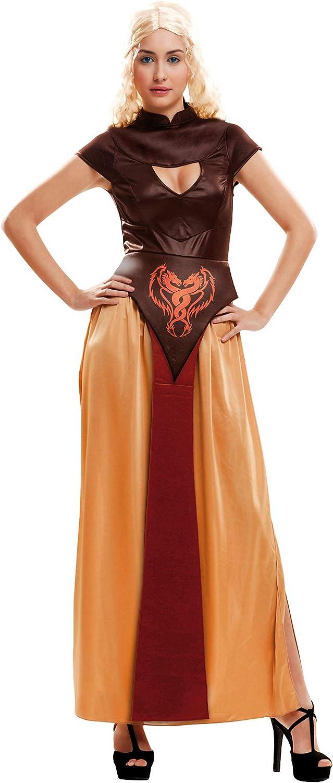 My Other Me Me-202725 Disfraz Reina Dragón guerrera para mujer, S ...