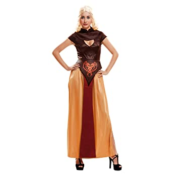 My Other Me Me-202726 Disfraz Reina Dragón guerrera para mujer ...