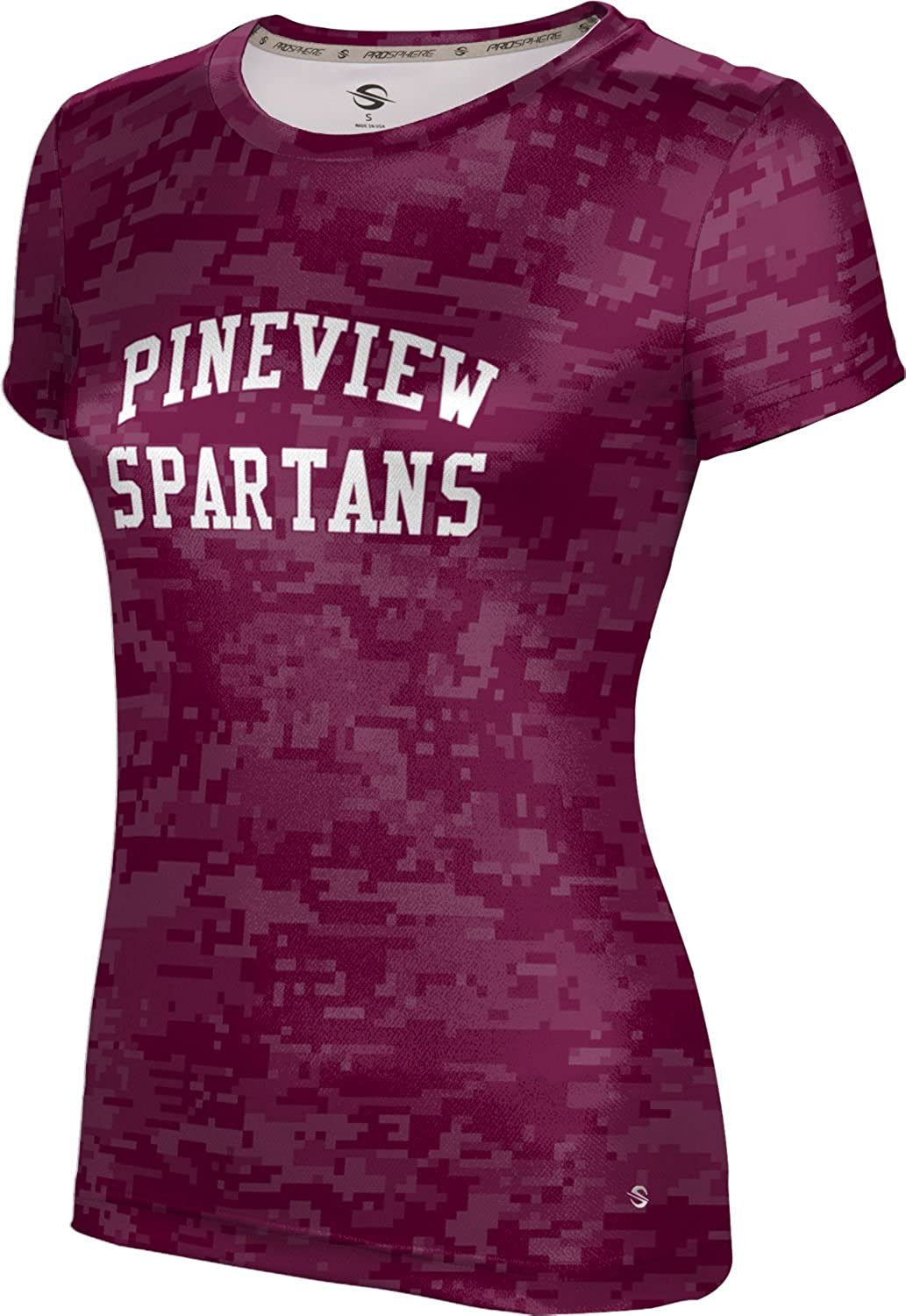 ProSphere Women's Pineview High School Digital Tech Tee