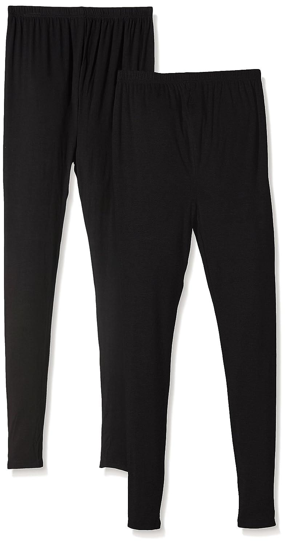 3e7491e8c New Look 2 Pack Leggings - Pantalones premamá Mujer  7TZYt2011646 ...