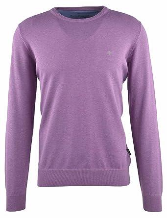 ced4893717df4 fynch de Hatton Pull - Violet - Medium  Amazon.fr  Vêtements et ...