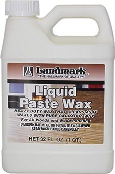 Lundmark Carnauba-Based Hardwood Floor Liquid Wax