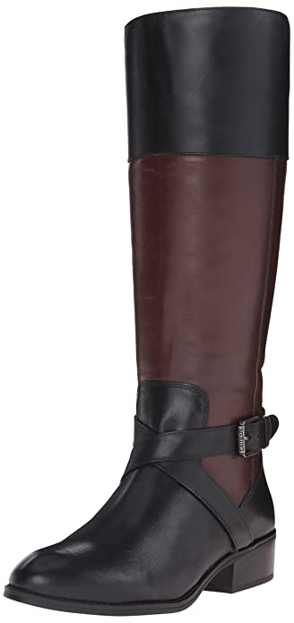 Amazon.com | Lauren Ralph Lauren Women's Maryann Riding Boot ...