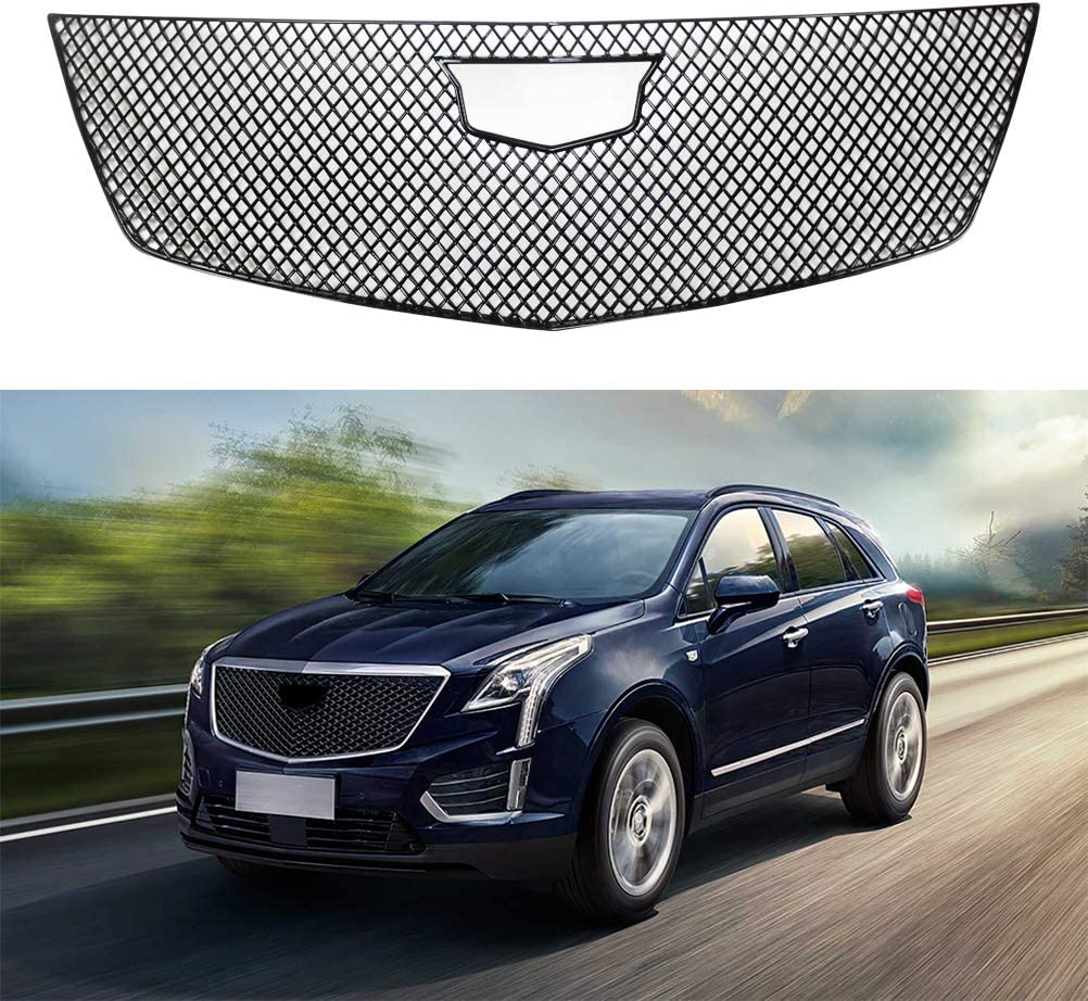 2017-2019 Cadillac XT5 Genuine GM Rear Seat Cover Protector Black 84059506