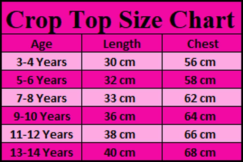 Kids Girls Neon Fluorescent Plain Short Sleeve Crop Tops T-Shirt Tee Top Dance Wear Gymnastic Fancy Dress Age 3-14 Years