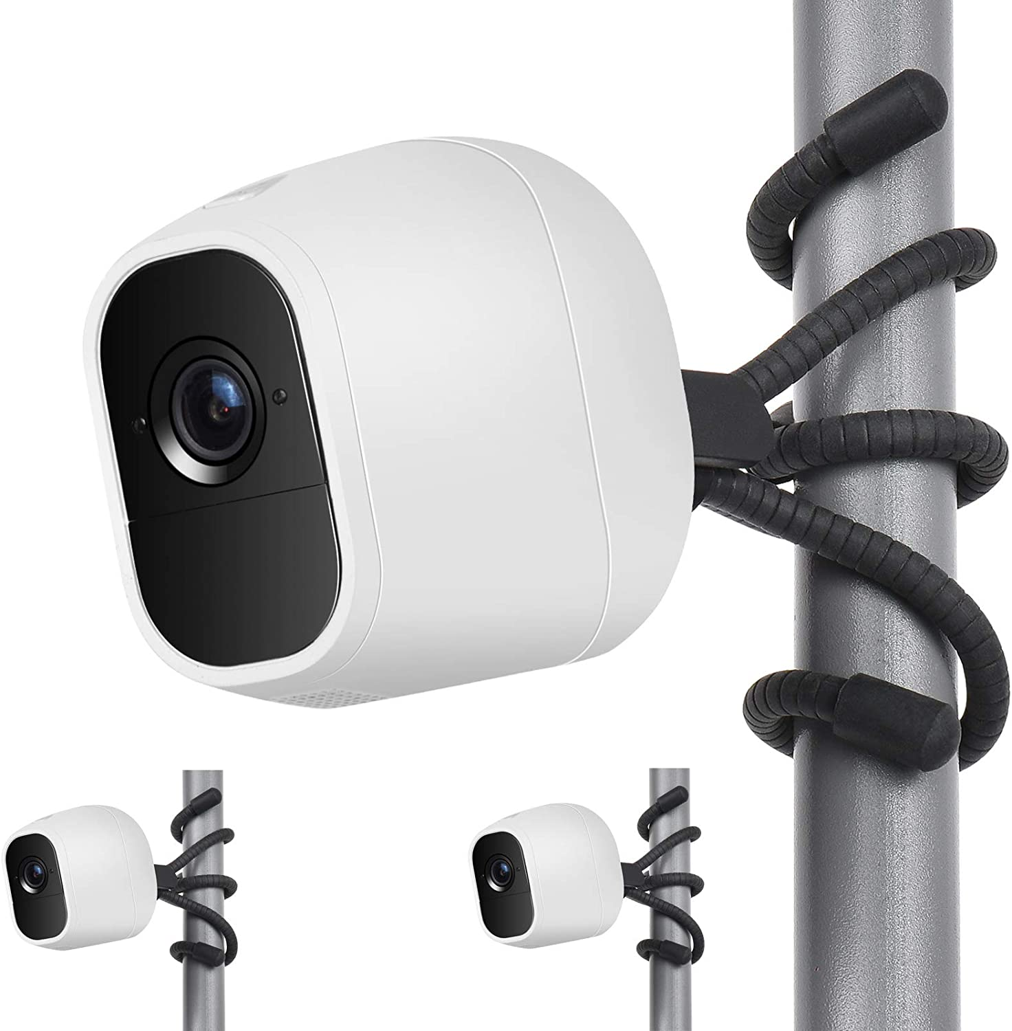 2 Pack Security Wall Holder Mount for Arlo Pro 2//Pro//Arlo CameraDDE