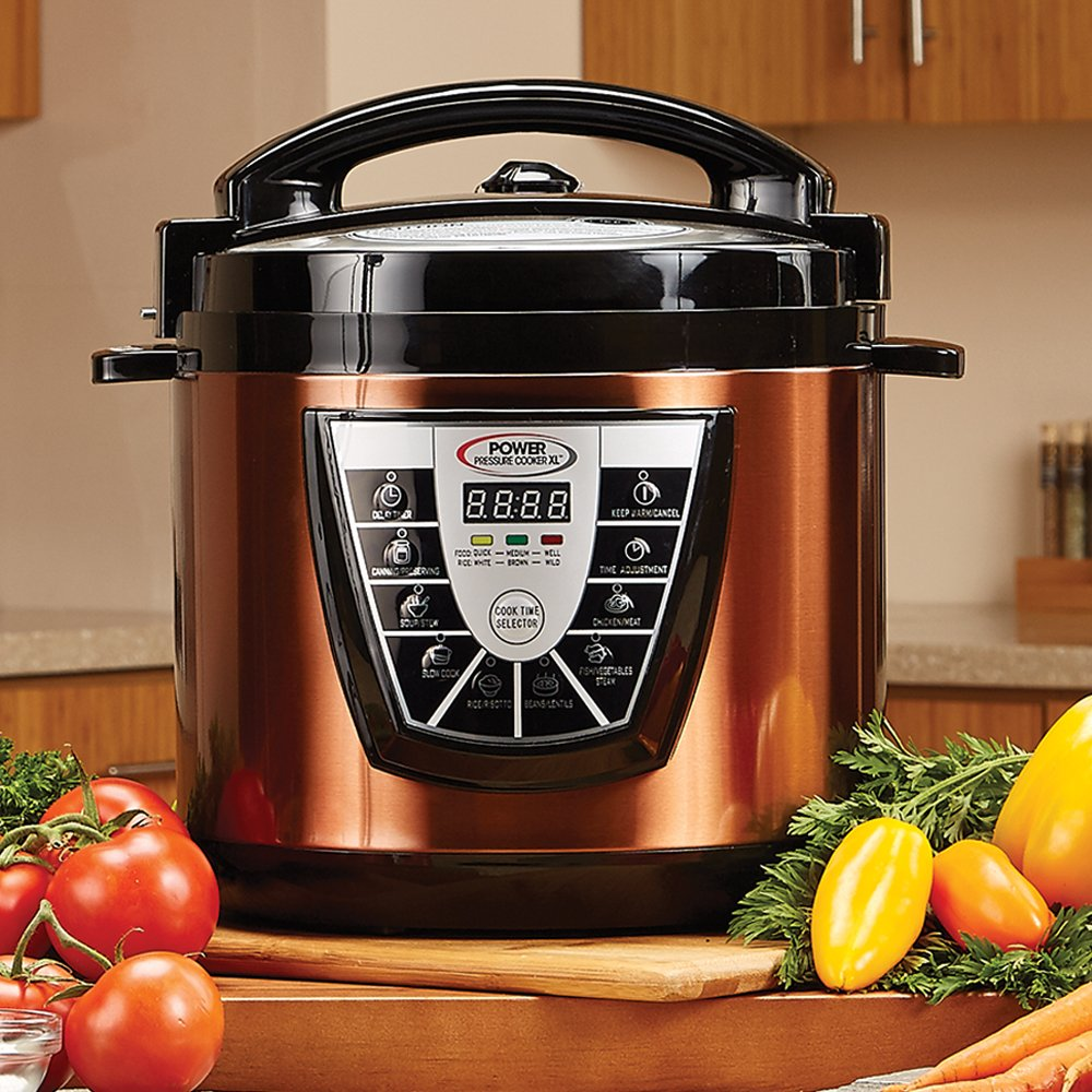 Powercooker XL 8 QT. Deluxe (Copper) Tristar Products Inc.