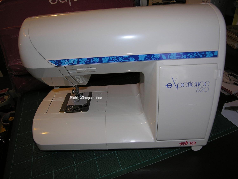 Elna Experience 620 - Máquina de Coser con 60 programas de Costura ...