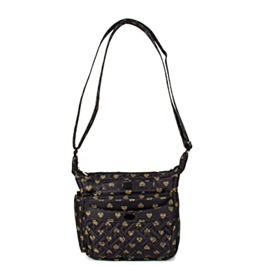 415206df69 Amazon.com  Lug Women s Flutter Mini Cross Body Bag