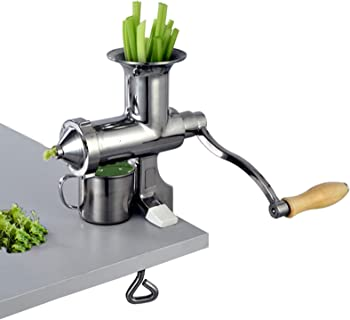 LOVSHARE Manual Wheatgrass Juicer