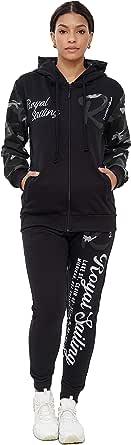 John Kayna Dames trainingspak joggingpak sportpak model 3677