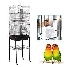 Yaheetech YA-00088157  : une cage élégante pour pas trop cher