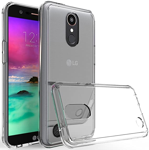 promo code b83ad 7c41d LG K20 Plus Case,LG K20 V Case,LG Harmony Case,LG Grace Case,GETE  Lightweight Soft Clear Slim Crystal Full Body Protection Phone Cases Cover  for LG ...