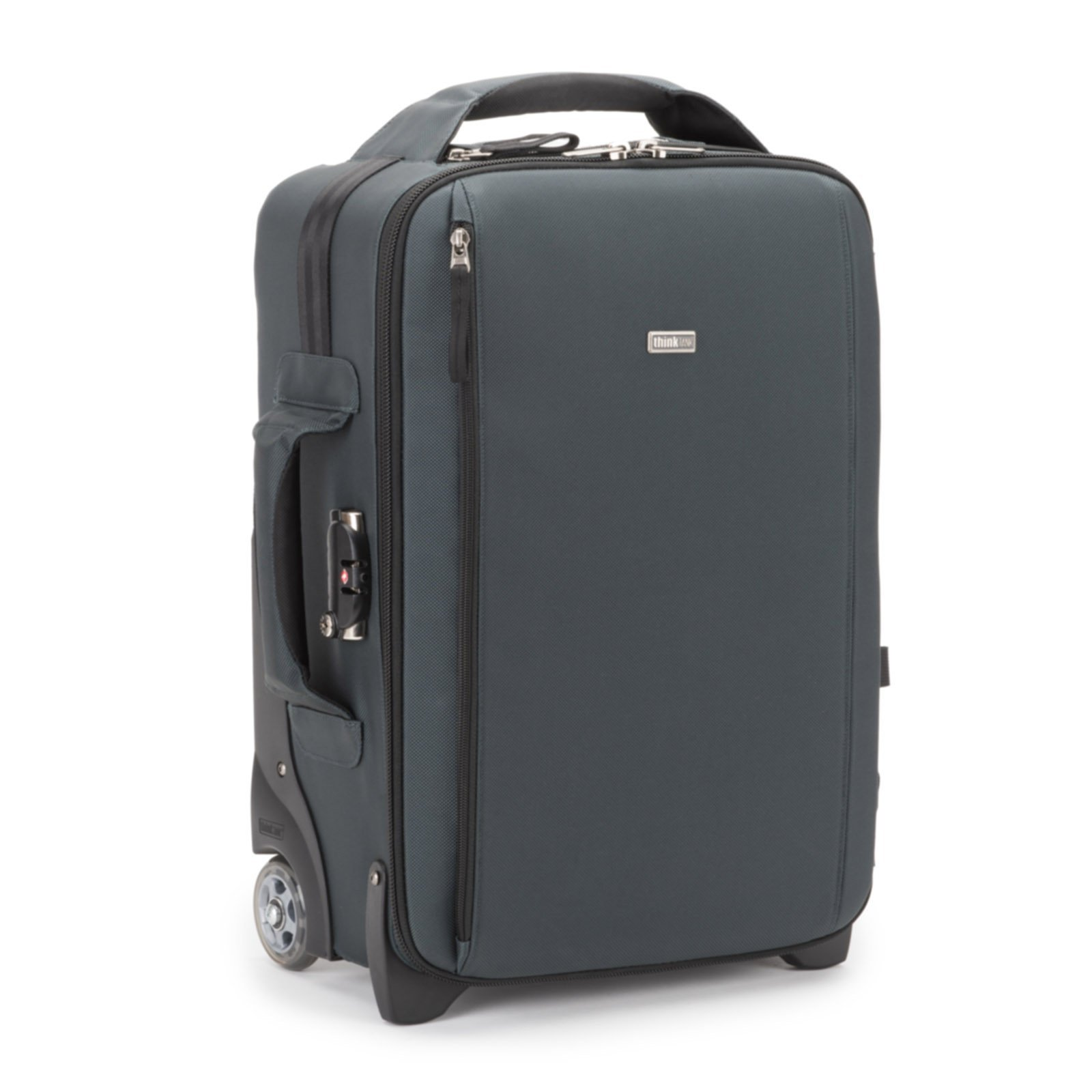 Think Tank Photo Video Transport 18 Carry-On Case (Pacific Slate) by Think Tank