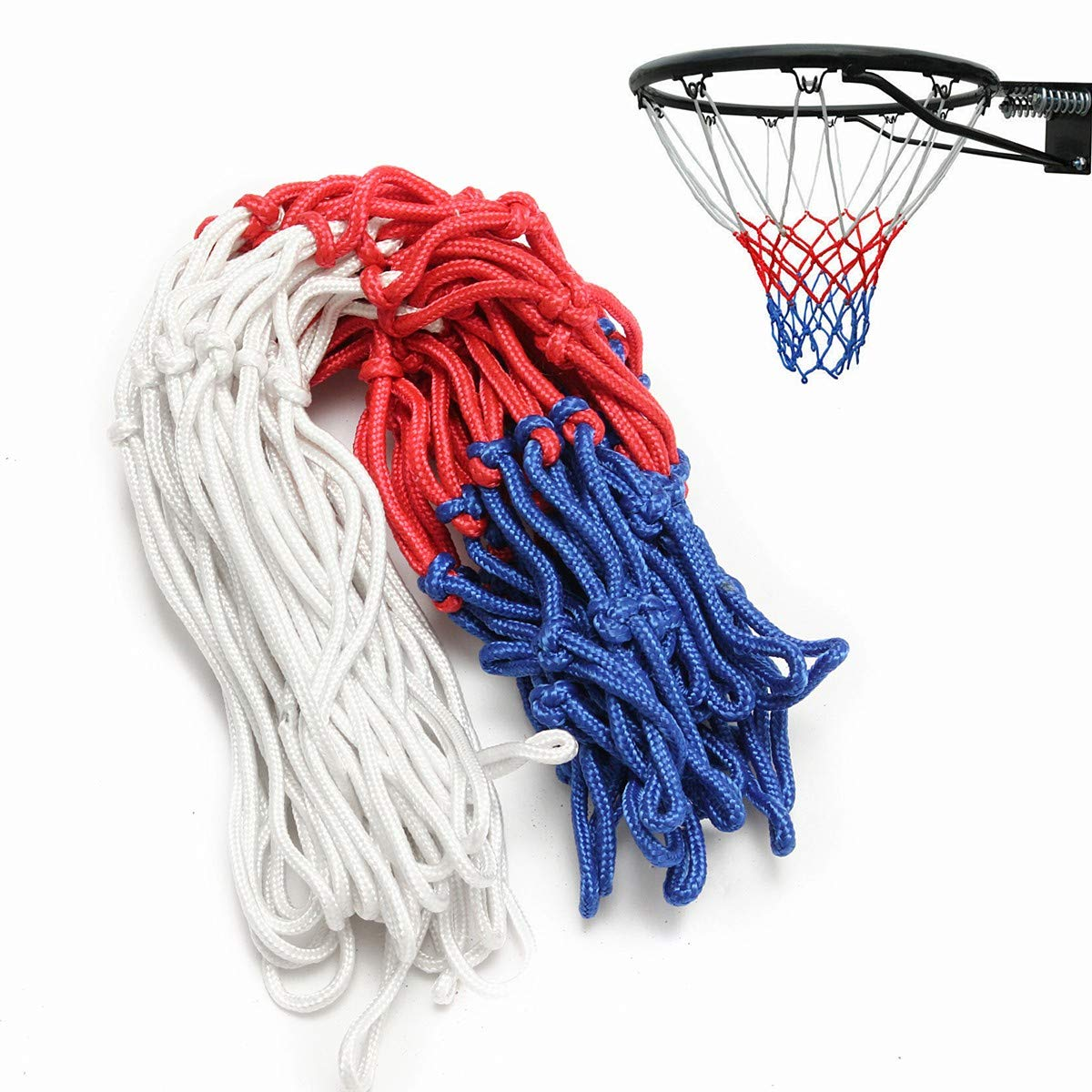 Slimerence Basketball Net de Remplacement, Panier de Basket en ...