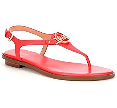 994342bad52c Michael By Michael Kors Lee Thong Coral Reef Womens Sandals (7.5)