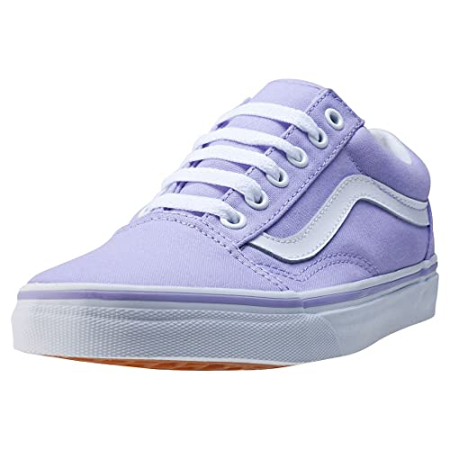 d8e775abaa4a Vans Womens Lavender Old Skool Trainers-UK 8  Amazon.ca  Shoes ...